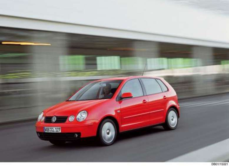 Polo IV (Typ 9N), 2005, Foto: Volkswagen