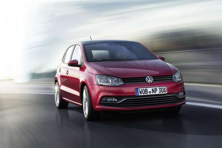 VW Polo, Front, 2014, Foto: Volkswagen