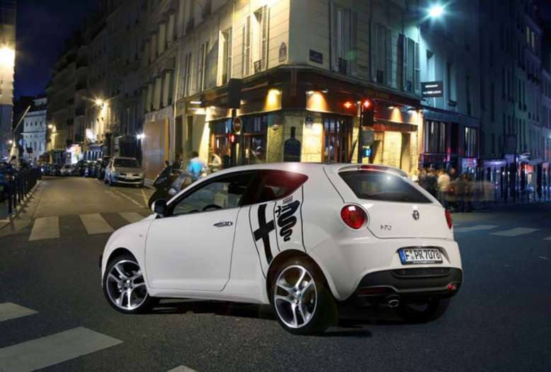 MiTo MultiAir, 2009, Foto: © Fiat Group Automobiles Germany AG