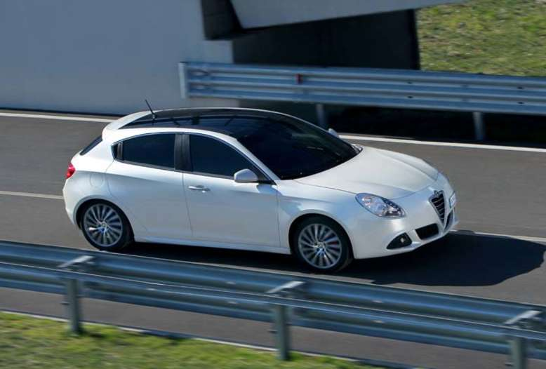 Giulietta, 2010, Foto: © Fiat Group Automobiles Germany AG