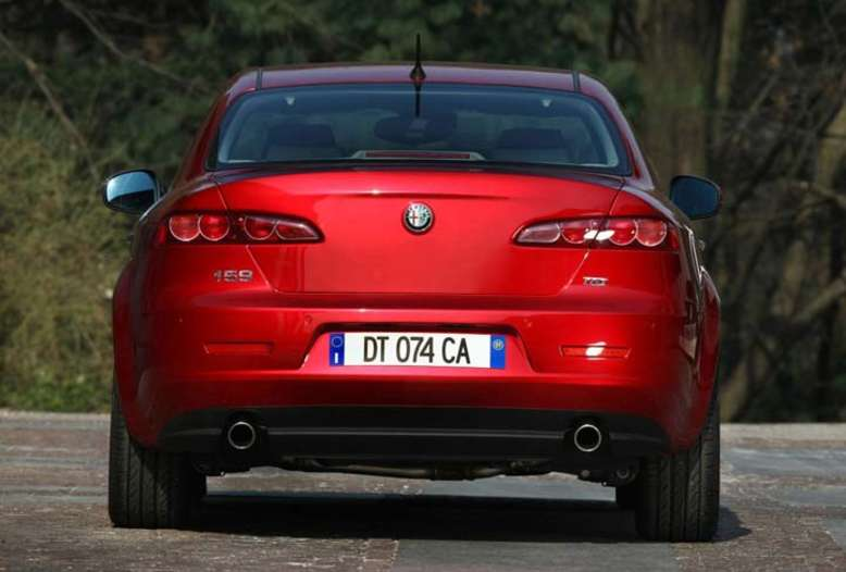 159, 2008, Foto: © Fiat Group Automobiles Germany AG