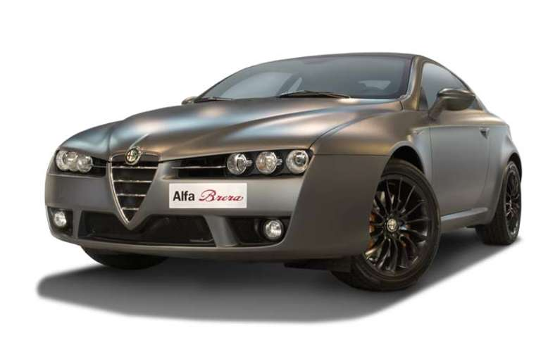 Brera, 2008, Foto: © Fiat Group Automobiles Germany AG