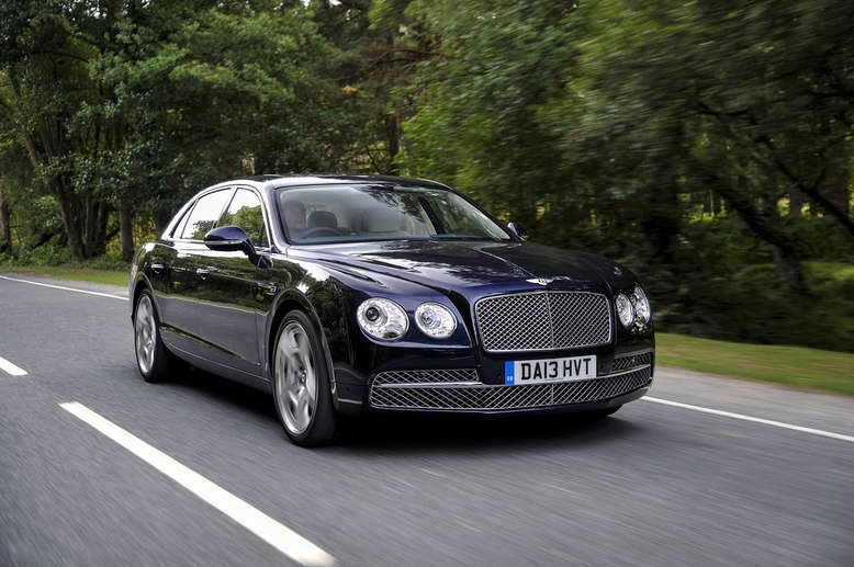 Bentley Flying Spur, 2015, Foto: Bentley