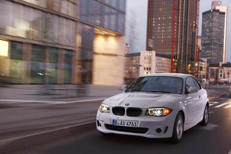 BMW 1er ActiveE, 2011, Foto: BMW