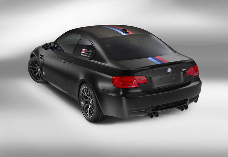BMW M3, DTM Champion Edition Model, Heckansicht, 2012, Foto: BMW