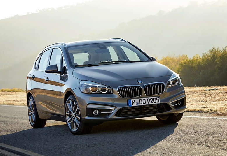 BMW 2er Active Tourer, Front, 2014, Foto: BMW