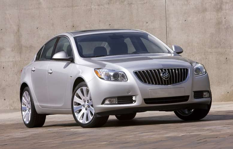 Buick Regal, 2011, Foto: General Motors