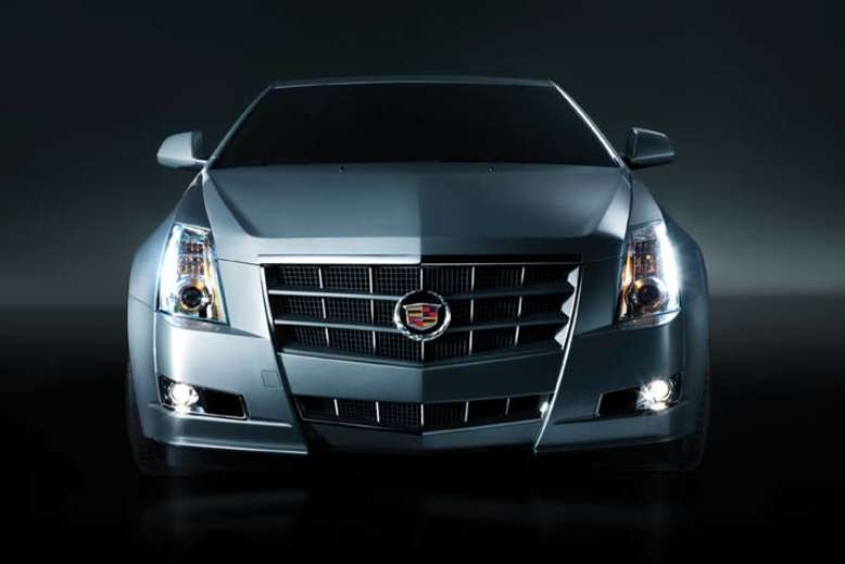Cadillac CTS, Coupé, Front, 2012, Foto: Cadillac