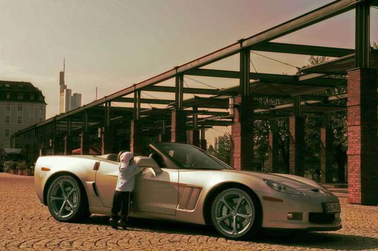 Corvette Grand Sport, 2010, Foto: © GM Company