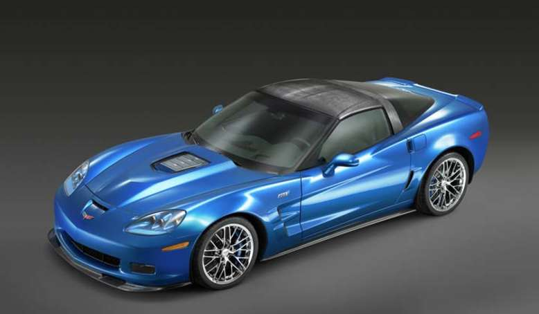 Corvette ZR1, 2009, Foto: © GM Company