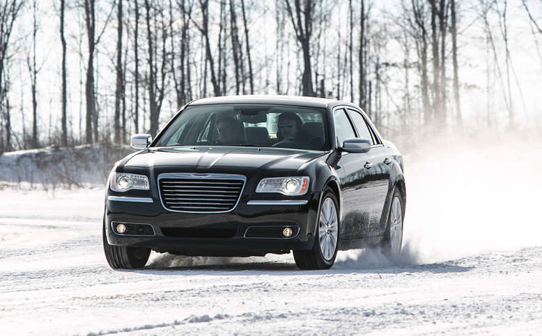 Chrysler 300C, Frontansicht, 2013, Foto: Chrysler