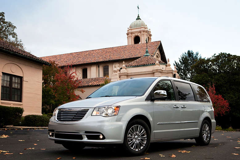 Chrysler Town and Country, 2011, Foto: Chrysler