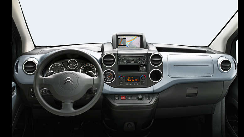 Citroën Berlingo Multispace, Innenraum / Cockpit, Foto: Citroën