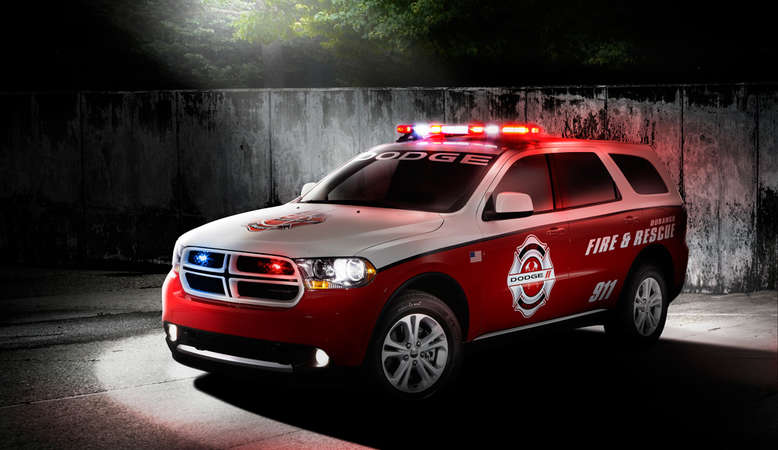 Dodge Durango, Special Service Model, 2012, Foto: Chrysler