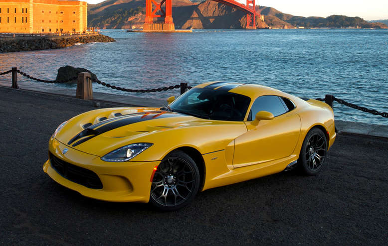 Dodge Viper, SRT, 2012, Foto: Chrysler