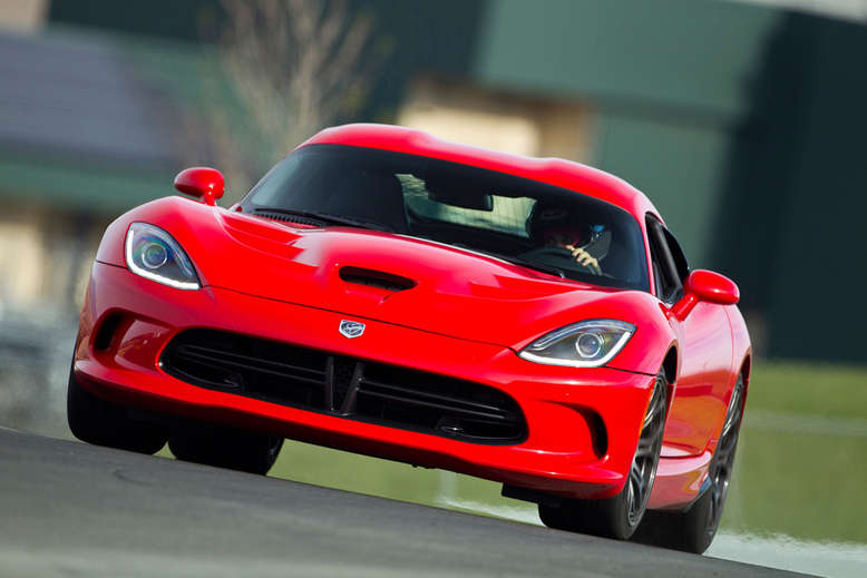 Dodge Viper, SRT, 2013, Foto: Chrysler