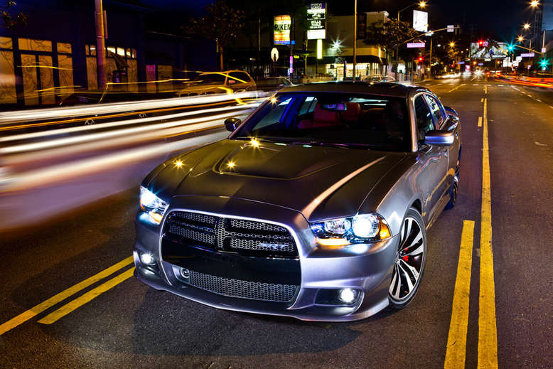 Dodge Charger, SRT8, Frontansicht, 2013, Foto: Chrysler