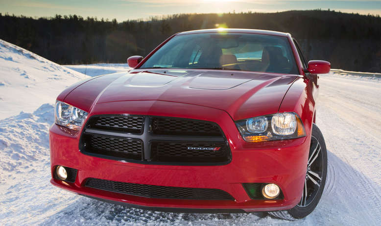 Dodge Charger, AWD Sport, Frontansicht, 2013, Foto: Chrysler