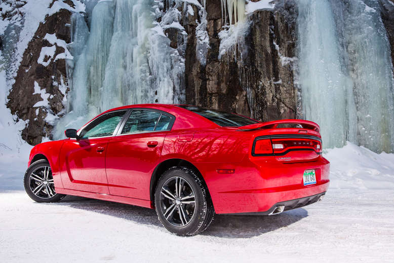 Dodge Charger, AWD Sport, 2013, Foto: Chrysler