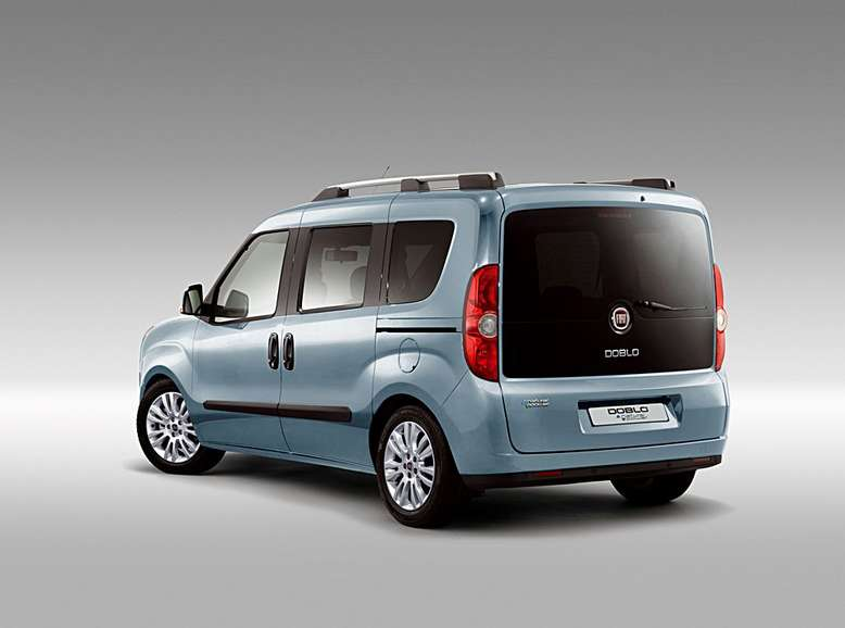 Fiat Doblò, 2010, Foto: © Fiat Group Automobiles Germany AG