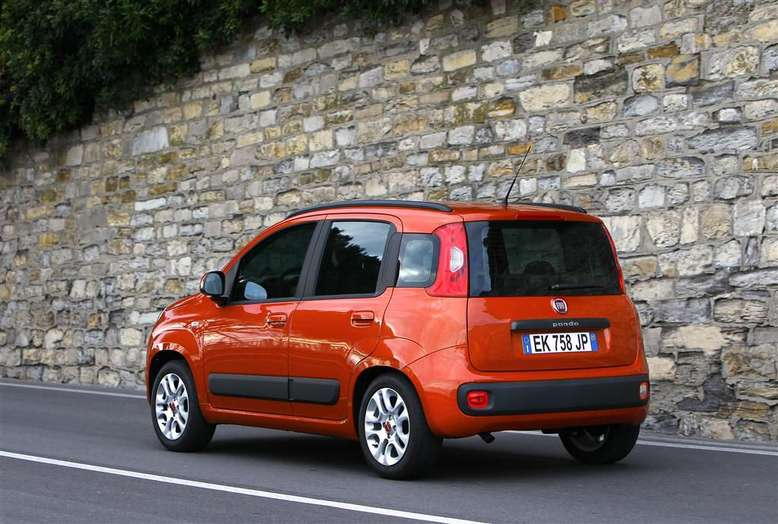 Fiat Panda, 2012, Foto: © Fiat Group Automobiles Germany AG