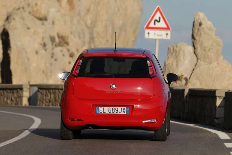 Fiat Punto MY, 2012, Foto: © Fiat Group Automobiles Germany AG
