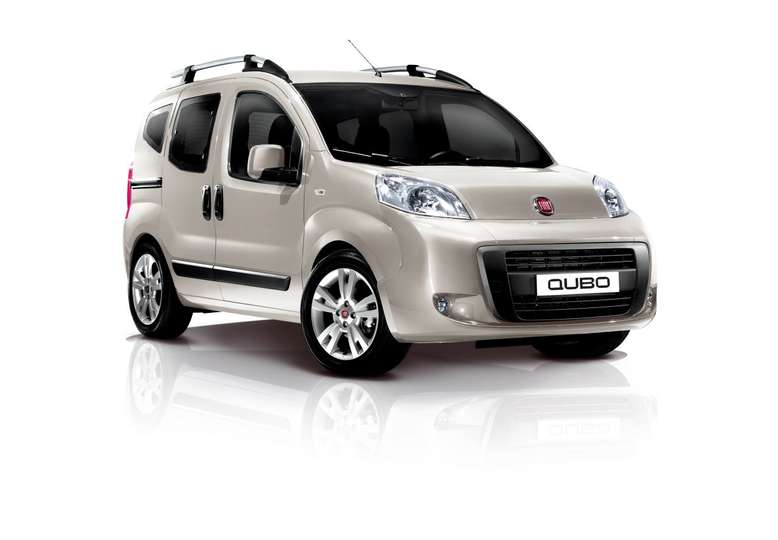 Fiat Qubo, 2008, Foto: © Fiat Group Automobiles Germany AG