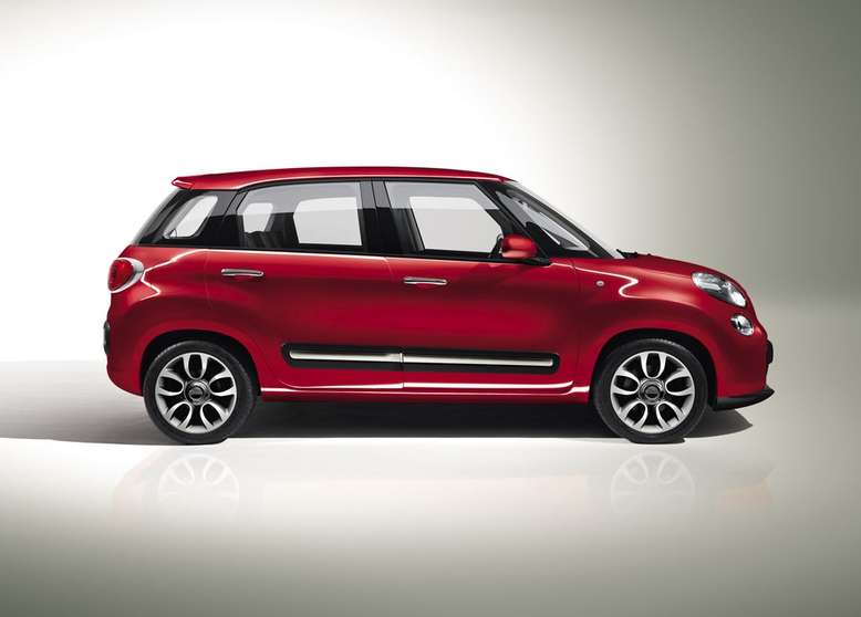 Fiat 500L, 2012, Foto: © Fiat Group Automobiles Germany AG