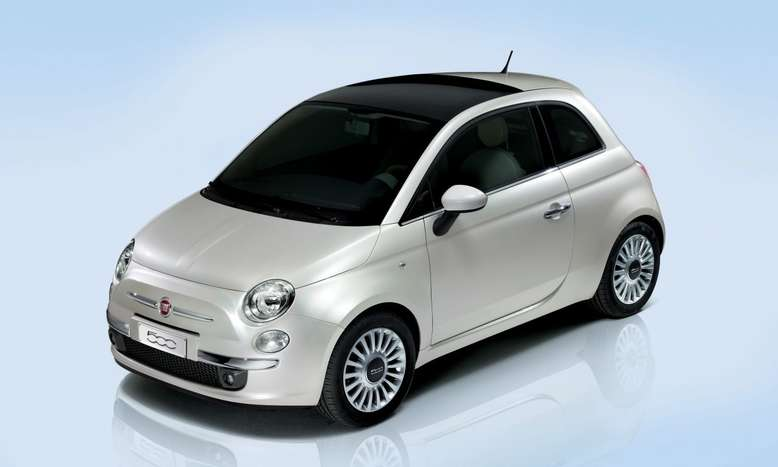 Fiat 500, 2007, Foto: © Fiat Group Automobiles Germany AG