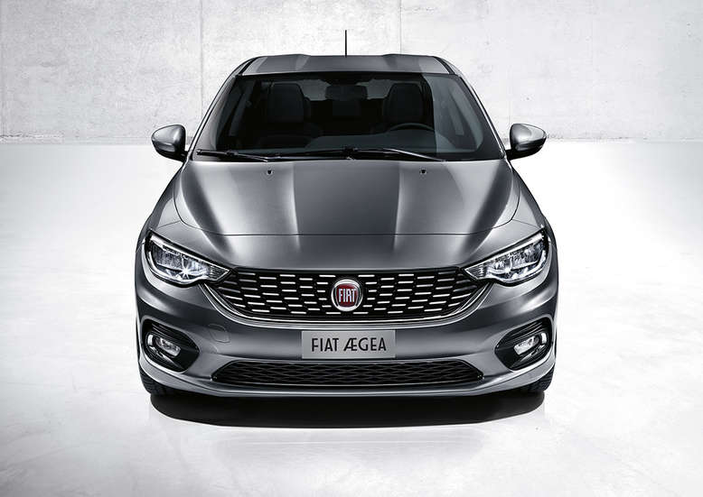Fiat Tipo, Front, 2015, Foto: Fiat