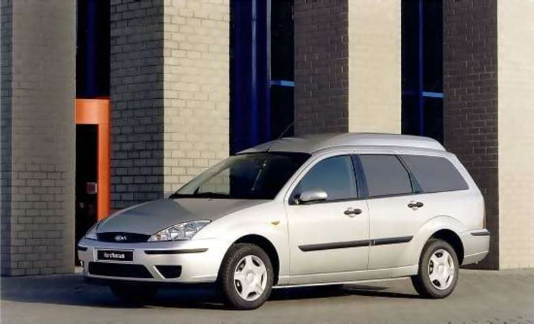 Ford Focus Kombi, Foto: Ford