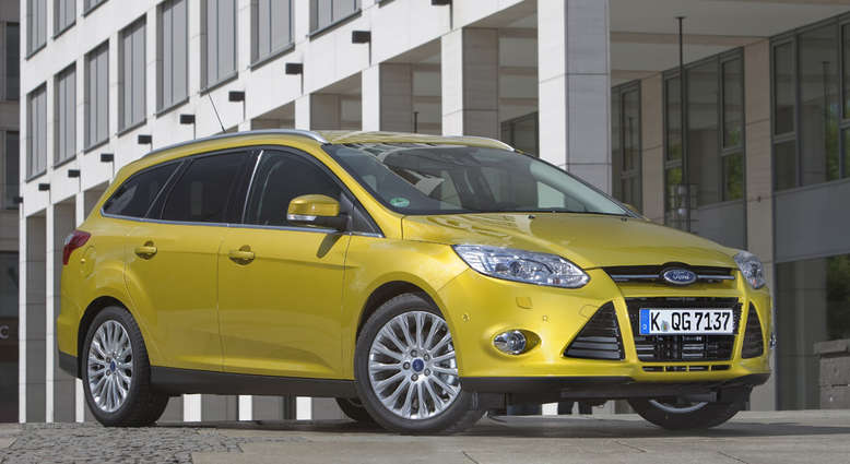 Ford Focus Turnier, Foto: Ford