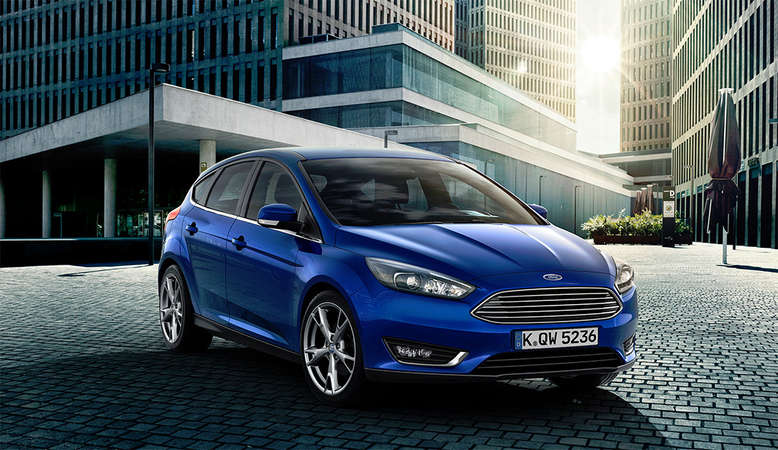 Ford Focus, 2015, Foto: Ford