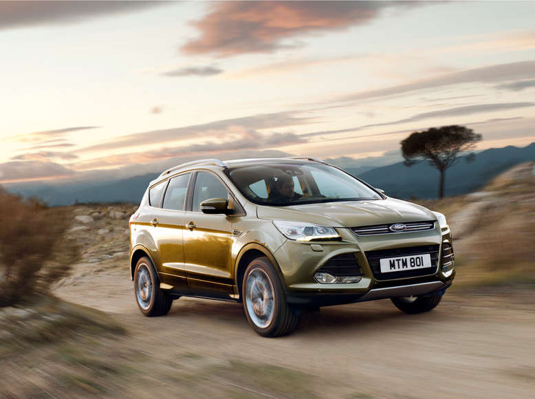 Ford Kuga, 2013, Foto: Ford