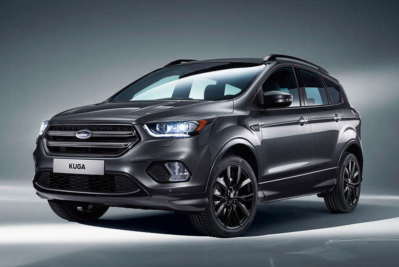 Ford Kuga, 2016, Foto: Ford