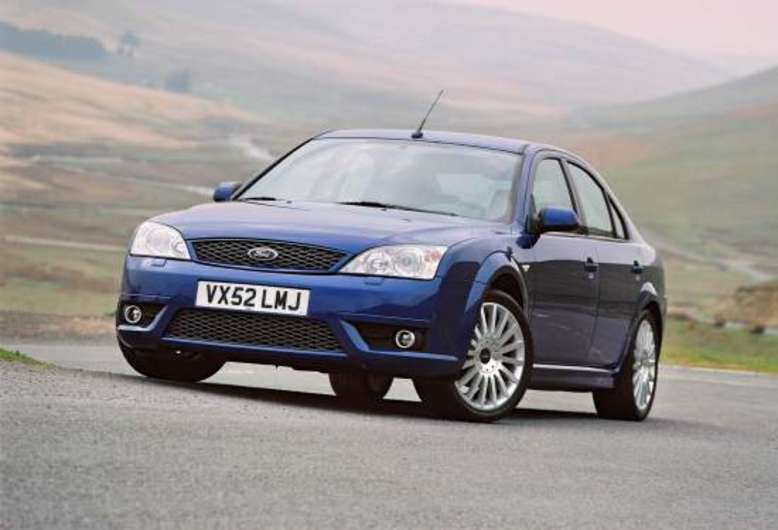 Ford Mondeo, Foto: Ford