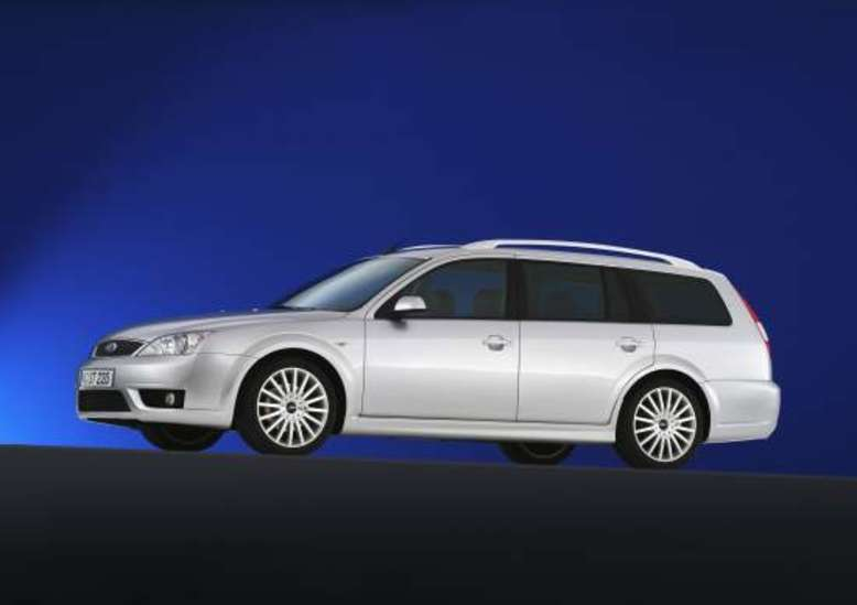 Ford Mondeo, Kombi, Foto: Ford
