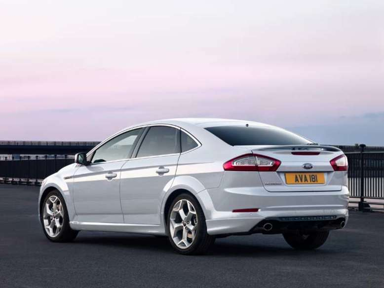 Ford Mondeo, 2010, Foto: Ford