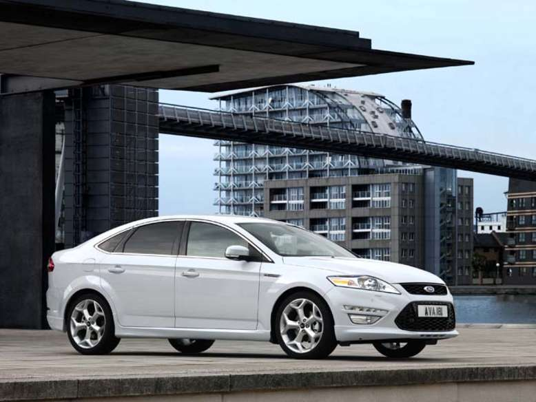 Ford Mondeo, 2012, Foto: Ford