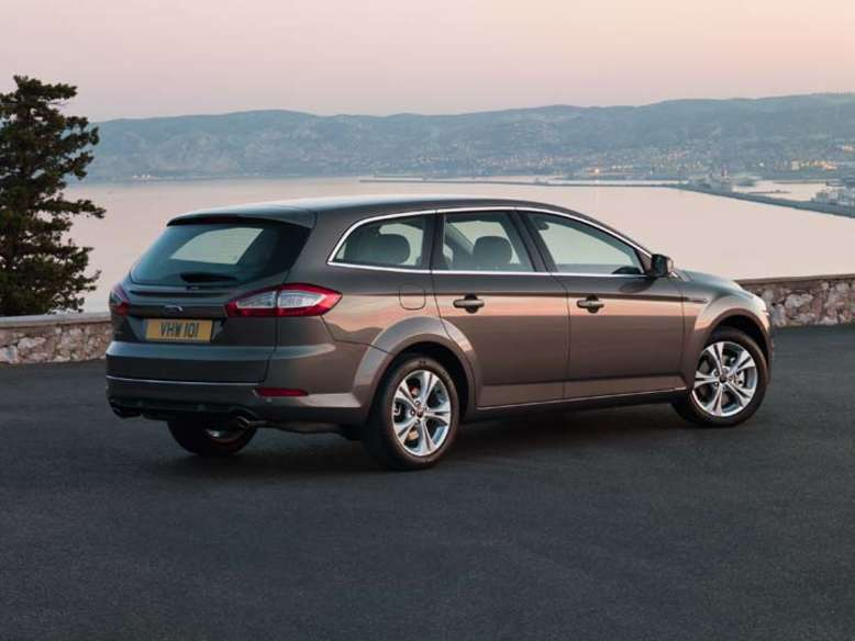 Ford Mondeo, Turnier, 2010, Foto: Ford