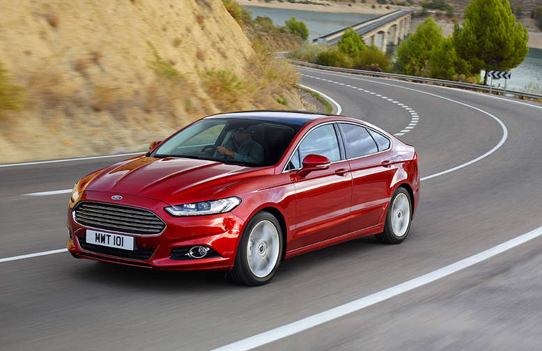 Ford Mondeo, 2014, Foto: Ford