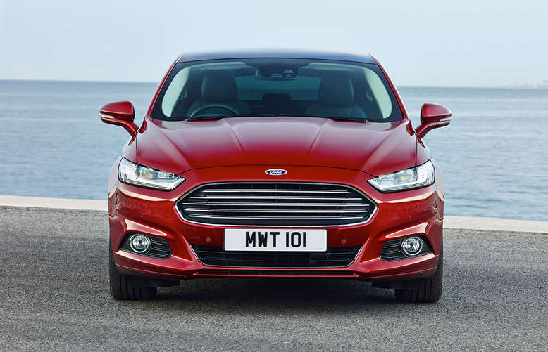 Ford Mondeo, Front, 2014, Foto: Ford