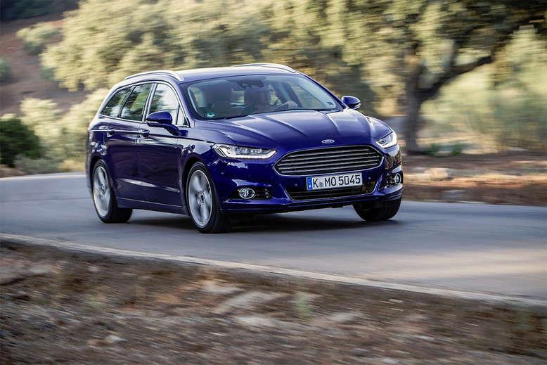 Ford Mondeo Wagon, 2015, Foto: Ford