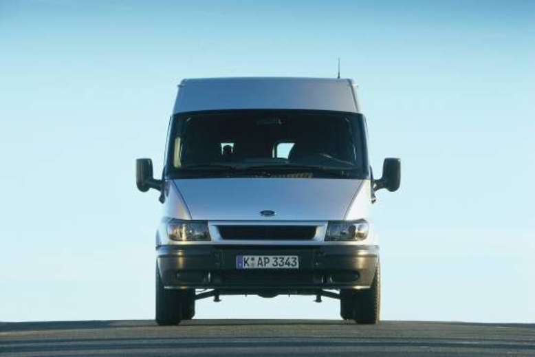 Ford Transit, Front, Foto: Ford