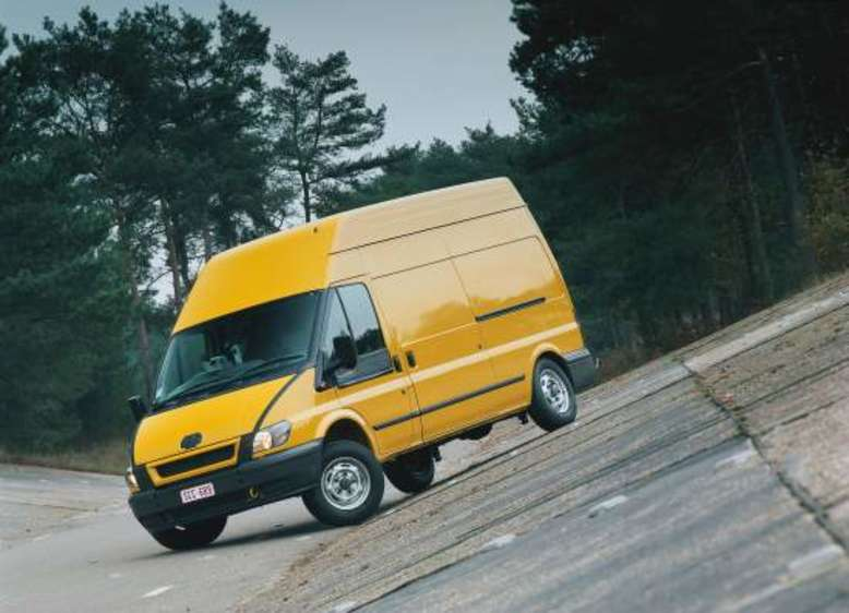 Ford Transit, Foto: Ford