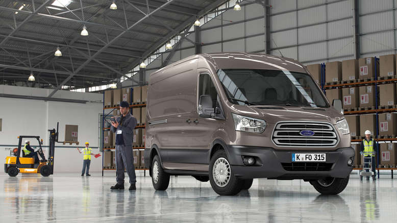 Ford Transit, 2013, Foto: Ford