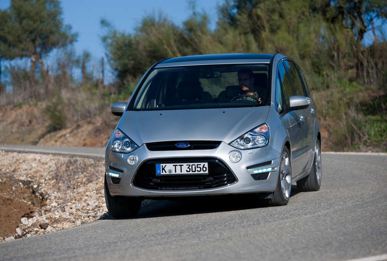 Ford S-MAX, Front, 2012, Foto: Ford