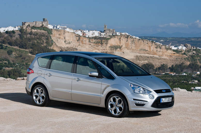 Ford S-MAX, 2012, Foto: Ford