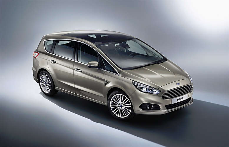 Ford S-MAX, 2015, Foto: Ford