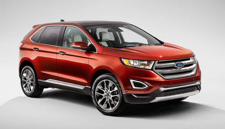 Ford Edge, 2014, Foto: Ford